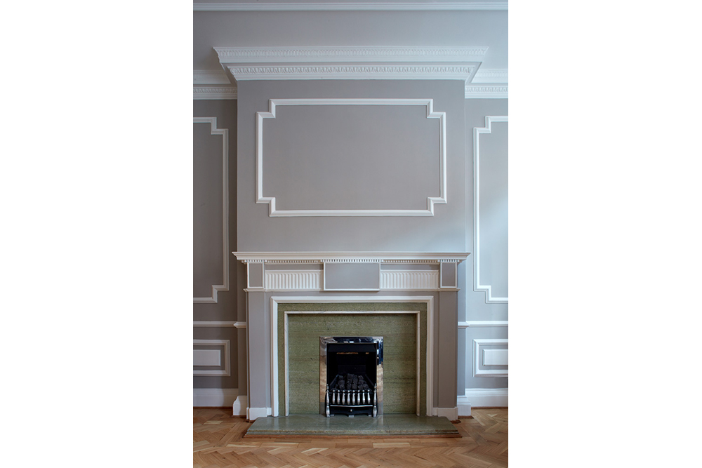 Catherine Place, SW1E Fireplace