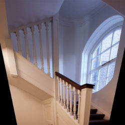 Catherine Place, SW1E staircase