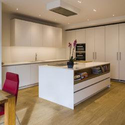 Cholmeley Park, N6 kitchen