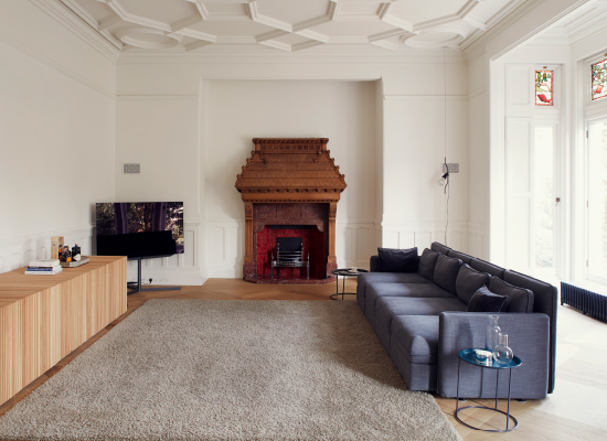 Fitzjohns Avenue lounge