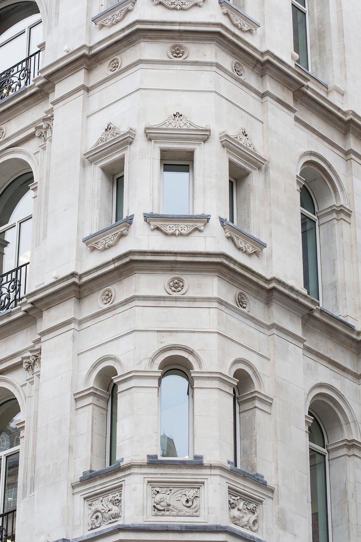 Eagle Place St James London SW1 front facade