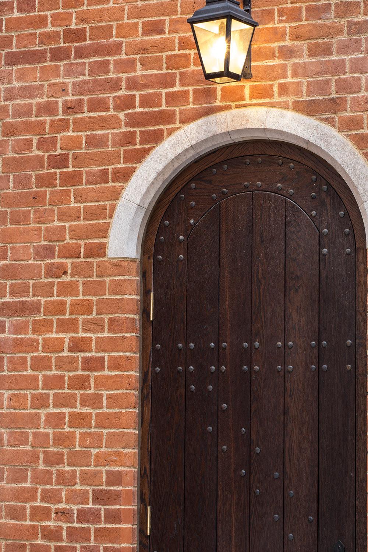 Fitzrovia, London, W1 entrance door